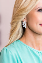 Ellie Earrings- White