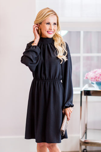 Ramsey Dress- Black