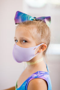 Kids Face Mask- Lavender
