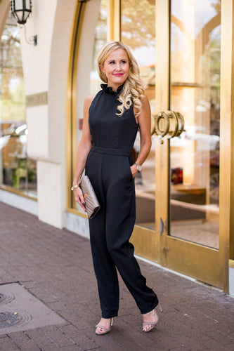 Gigi Jumpsuit- Black