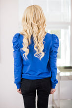 Blair Sweatshirt- Blue