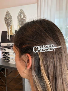 Cancer Hair Pin