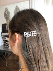 Pisces Hair Pin