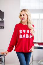 Boss Babe Sweatshirt