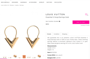 Louis Earrings