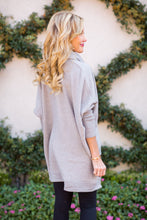 Christy Top- Gray