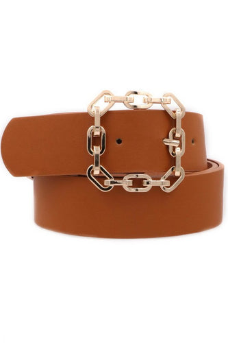 Mulberry Belt- Brown