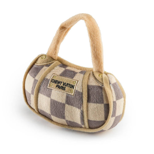 Chewy Vuiton Handbag LG Dog Toy