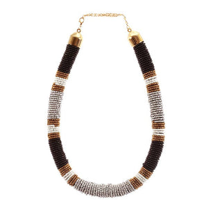 Claudia Necklace-Black