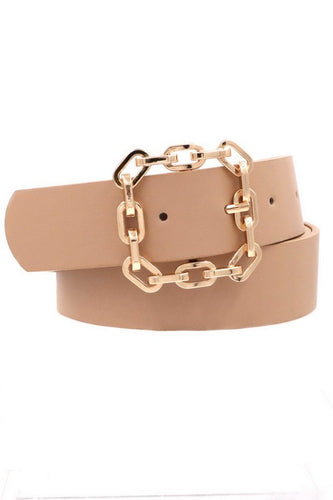 Mulberry Belt- Taupe
