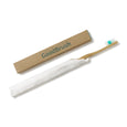 Adult Bamboo Toothbrush by Good Brush - Aquamarine