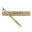 Good Gift - 6 Month Adult Good Brush Bamboo Toothbrush Subscription