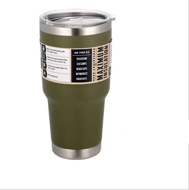 Smart Travel Coffee Mug Water Cup Stainless Steel Thermos Tumbler Cups Vacuum Flask Thermo Cups Bottle Thermocup Garrafa Termica