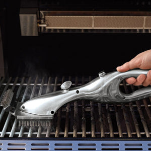 Premium Grillmaster Pro Steam Brush