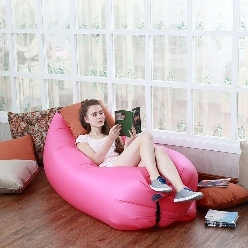 Inflatable Hangout Bag
