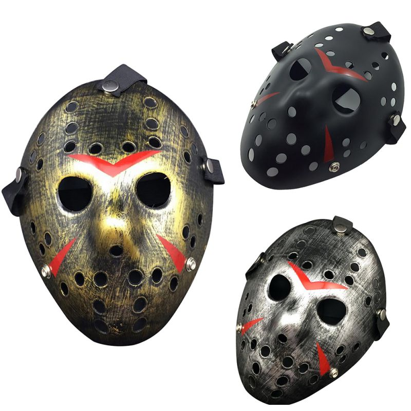 New Jason vs Friday The 13th Horror Hockey Cosplay Costume Halloween Killer Masquerade Mask Halloween mask