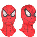 Super Cool Spiderman Mask Cosplay Hood  Masks  Full Head Halloween Masks For Adult and Kids Animal Costumes