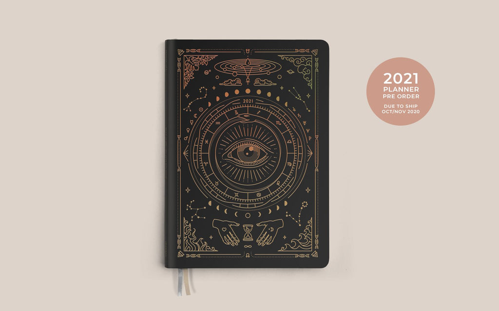 The Magic of I 2021 Astrological Planner