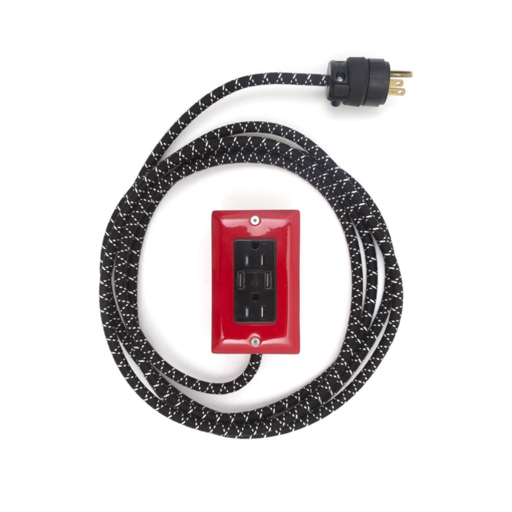 Conway Electric 12' Exto Dual USB Port