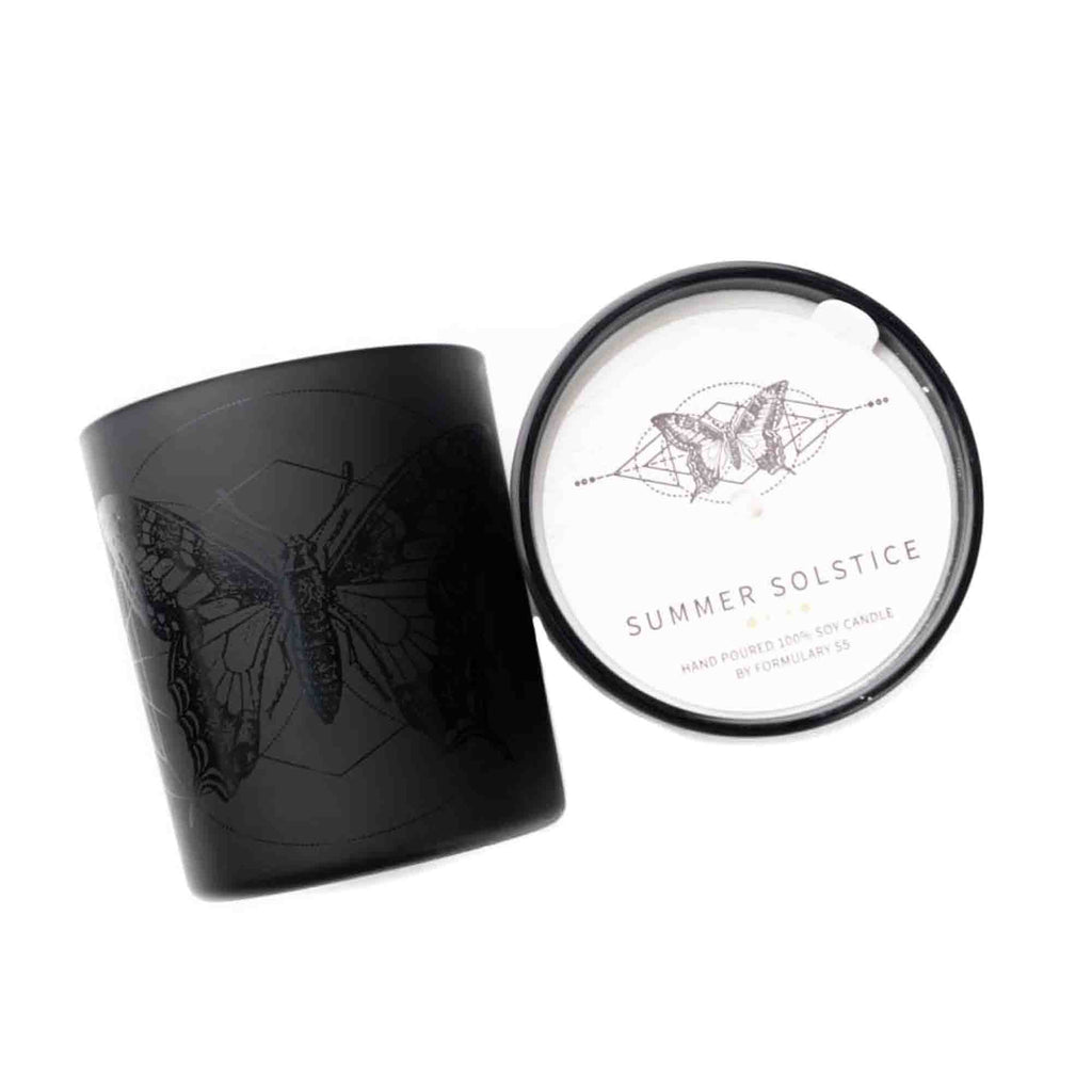 Formulary 55 Summer Solstice - The Butterfly Candle