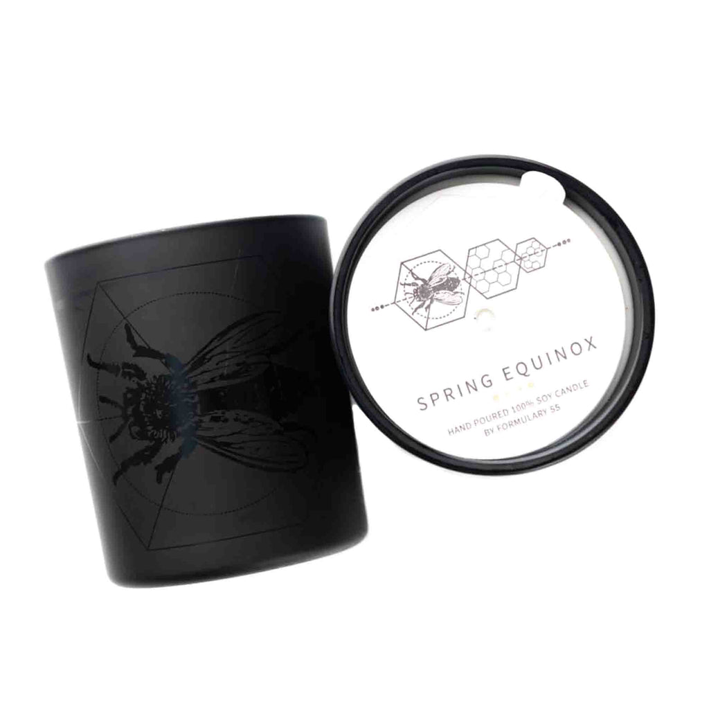 Formulary 55 Spring Equinox - The Bee Candle