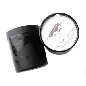 Formulary 55 Winter Solstice - The Crow Candle