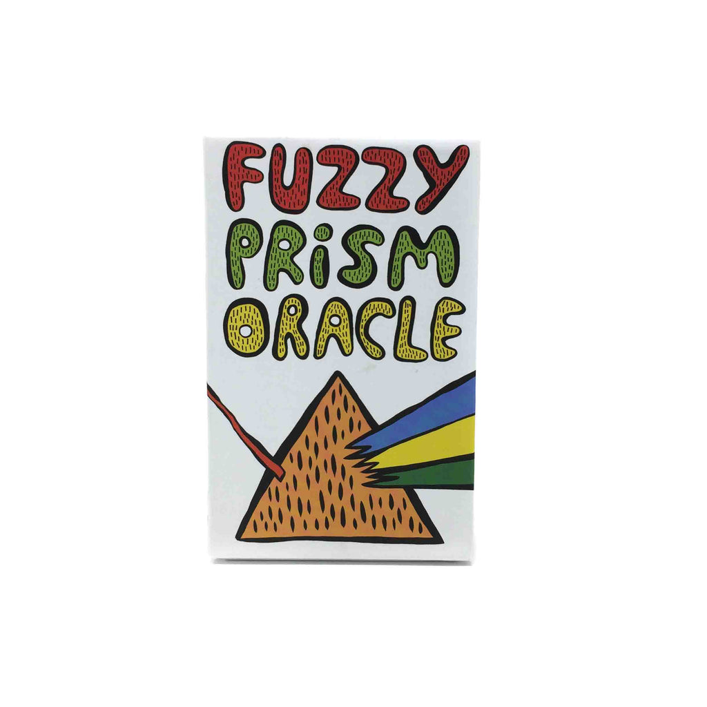 Holly Simple's Fuzzy Prism Oracle Deck