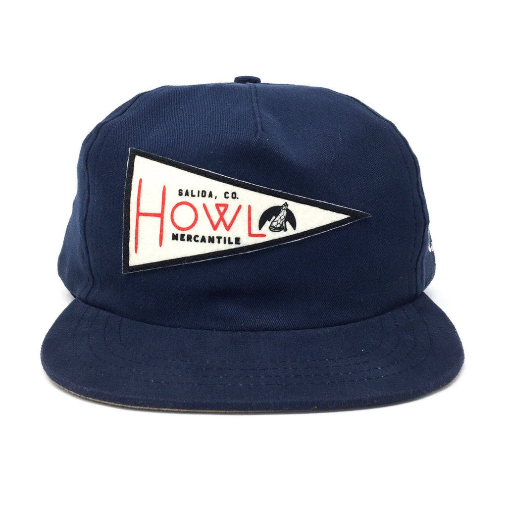 Howl + Ampal Creative Pennant Strapback