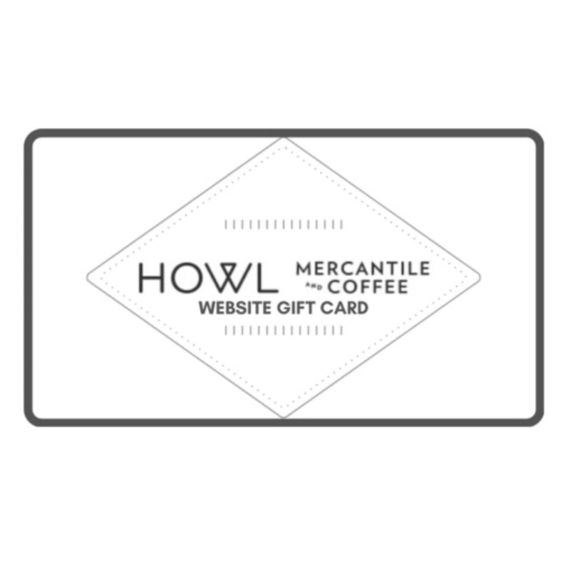 Website Gift Card