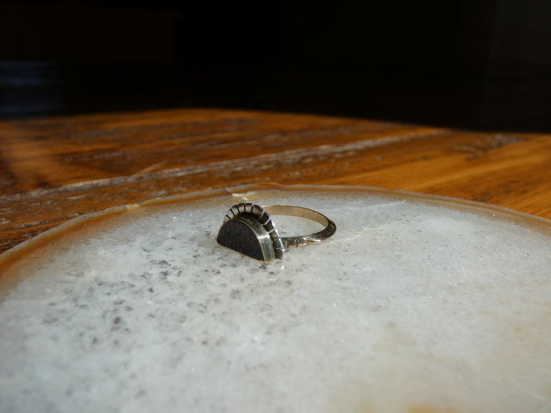 Young In The Mountains : Selena Ring Dino Bone Ring