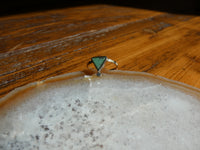 Young In The Mountains : Geo Triangle Ring