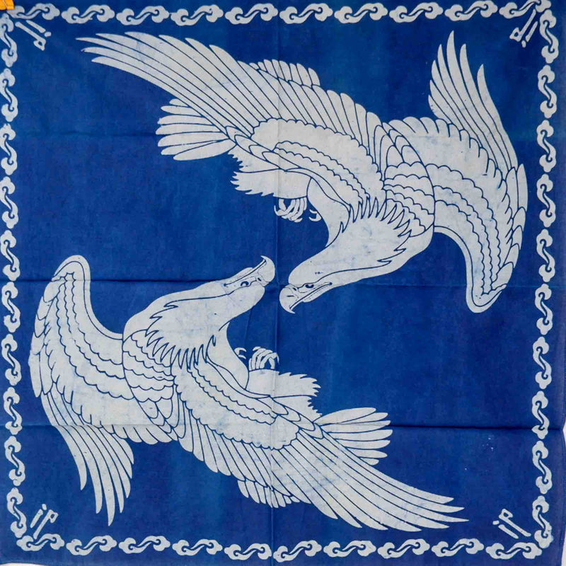 Indigo People Iguru Bandana