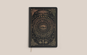 Magic of I Vegan Leather Journal