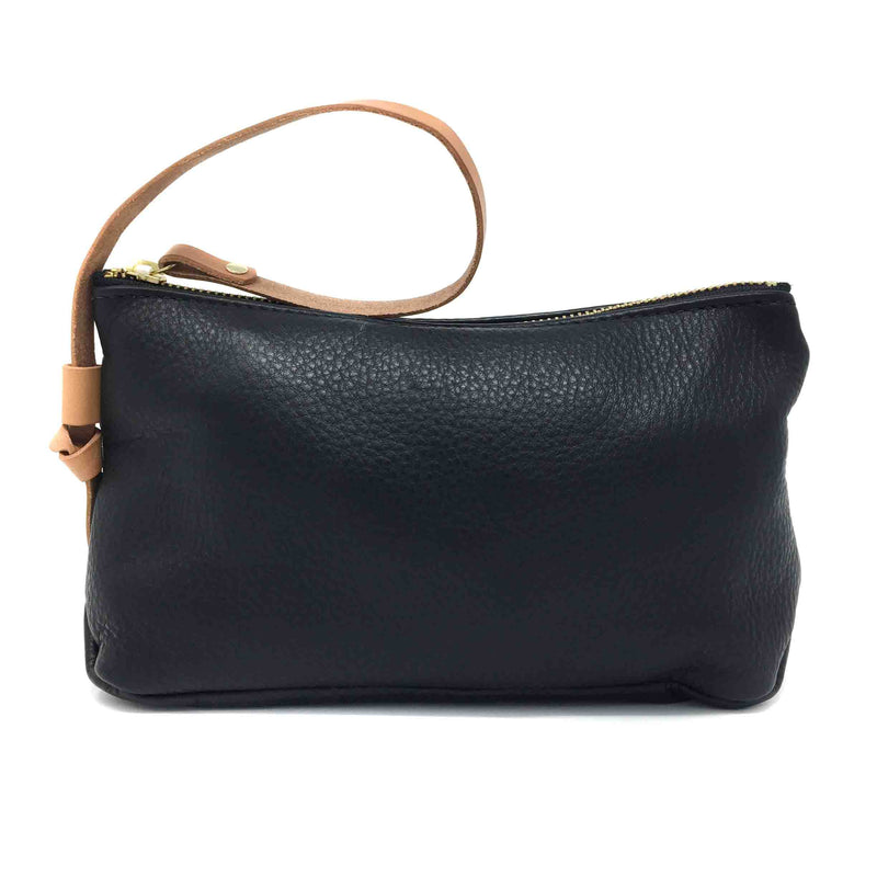 "Open Habit ""Knotted Wristlet"" Black"