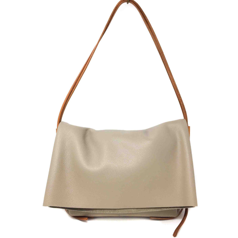"Open Habit ""The Fold"" Bag in Desert"