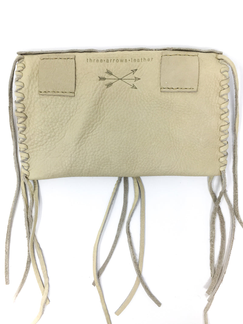 "Three Arrows Bone ""Hawk Belt Bag/Wallet"""