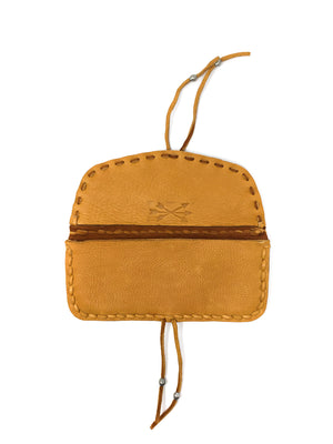 "Three Arrows ""Thunder Pouch Wallet - Tobacco"""