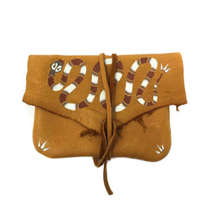 "Three Arrows Tobacco ""Serpent Ceremony Wrap Pouch"""