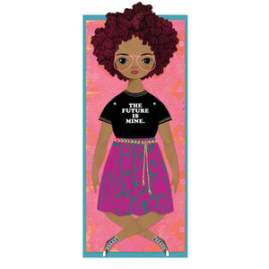 Willow Paper Doll