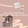 Best Curly Hair Products to Transform Your Next Wash Day