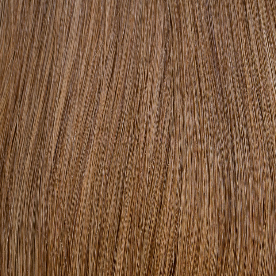 Mix of Golden Honey Brown (6) & Honey Blonde (12) (Naturally Drawn) Thin - Aashi Beauty