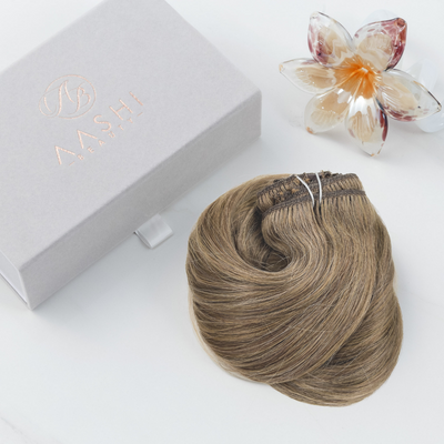 "Jet Black Wrap Pony Tail 100g - 20"" 100g - Aashi Beauty"