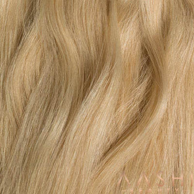 Golden Blonde Hair Extensions (#24) - Aashi Beauty