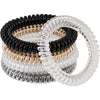 Spiral Hair Ties - Mix n Match - Aashi Beauty