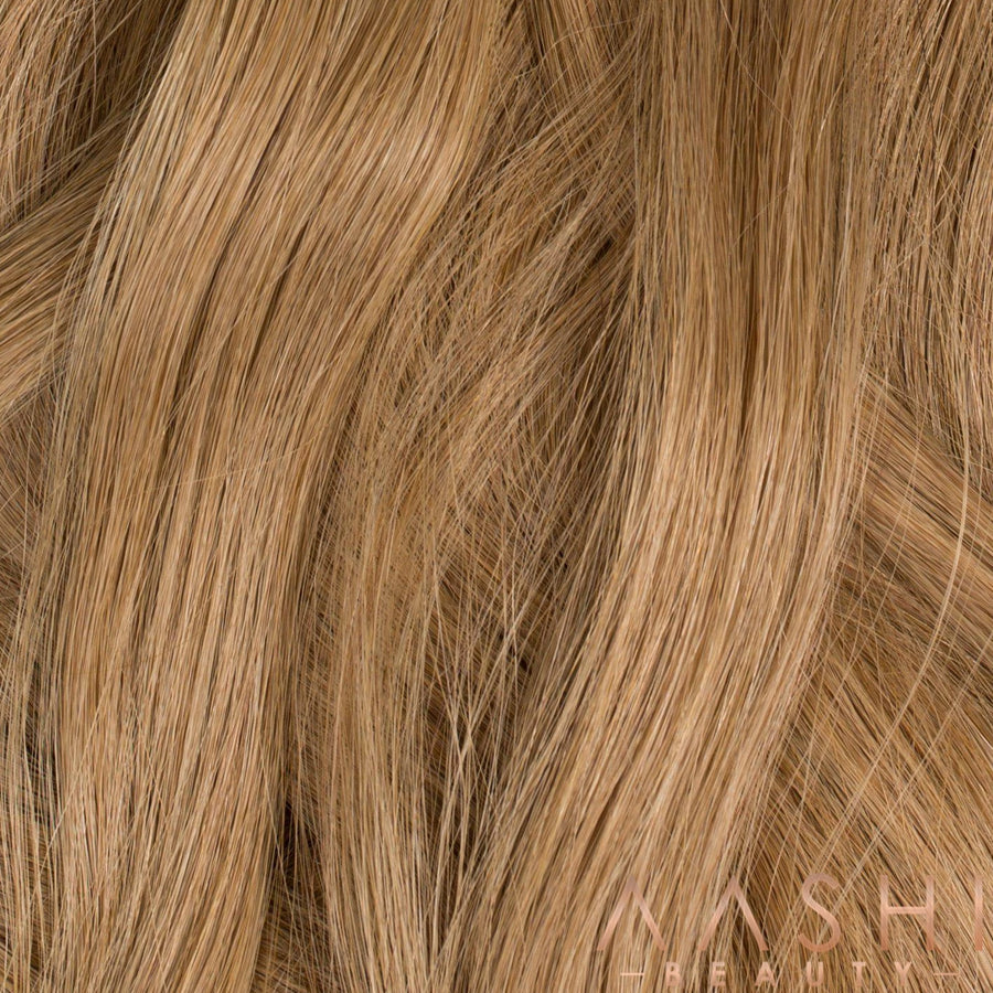 Honey Blonde Clip in Hair Extensions (#12) - Aashi Beauty