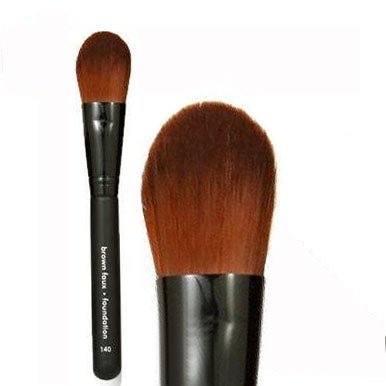 Vegan Foundation Brush - Aashi Beauty