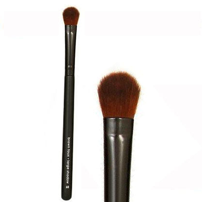 Vegan Large Shadow Brush - Aashi Beauty