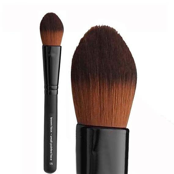 Vegan Small Pointed Face Brush - Aashi Beauty