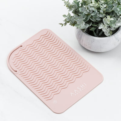 Professional Silicone Heat Resistant Styling Station Mat - Aashi Beauty