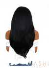 Jet Black Clip-In Hair Extensions (#1)